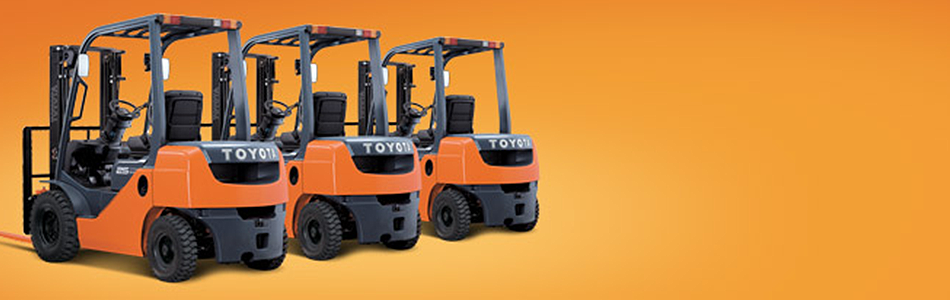 The best new forklifts make the best used ones
